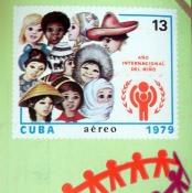 139. Календарик на 1980 год - Международный год ребенка 1979