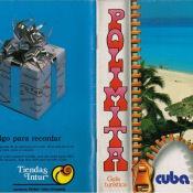 1985. Туристический путеводитель. Отпечатано в Мадриде - 1