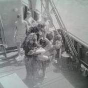 033. День ВМФ, СС «Алдан», 1983 год