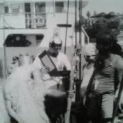 034. День ВМФ, СС «Алдан», 1983 год