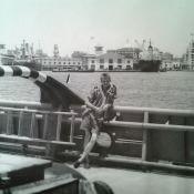 Заремба Александр, ВМФ, СС «Алдан», 1981-1984