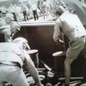 114. Уходим с Кубы. 1984. Выбираем швартовые.