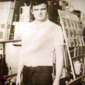 064. Лето 1984. На борту противолодочного крейсера (ПКР) [вертолетоносца] «Ленинград»