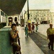 Гавана. На посту. Цветное фото В. Киврина.