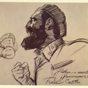 Фидель Кастро. «Родина или смерть! Мы победим!»