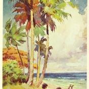 22. Карибское море.
