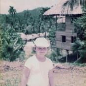 Баракоа. 1982-1984. Плантации какао. 2