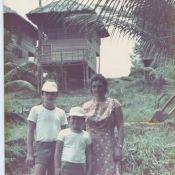 Баракоа. 1982-1984. Плантации какао. 3