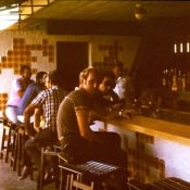 062. Гуардалавака. 1983-1985. В баре.