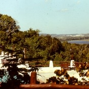 Ольгин. 1983-1985. Виды города. 1