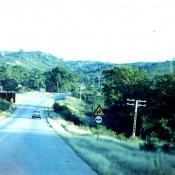 Горы Сьерра-Маэстра. 1983-1985. Дорога.