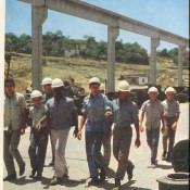 26. Futuros obreros en la rama metalurgica.