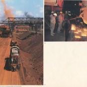 31. Extraccion de niquel; 32. Metalurgia Antillana de Acero.