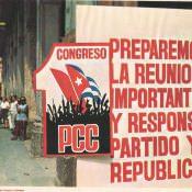 140. Cuba en el Ano del I Congreso