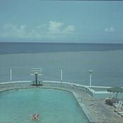 1968. Бассейн гостиницы «Рио Мар»