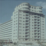 1968. Гостиница «Росита», вид сбоку