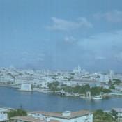 1974. Река Альмендарес, крепость ЭльТорреон