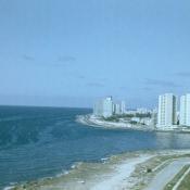 1974. Устье реки Альмендарес