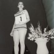 1957. Джорджина Кастильо - мисс Куба.