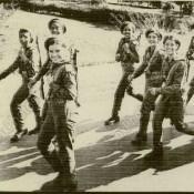 Куба. Гавана. Женщины-солдаты.