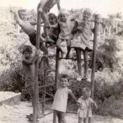 1978-1980. «Женечка, её детская площадка и друзья, фото 1».