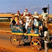 1977-1981. Повозка с детьми