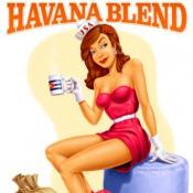 Наши дни. Реклама кофе.