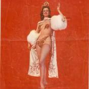 Плакат 2. ON WITH THE DANCE