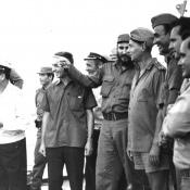 Визит в Гавану советских военных кораблей, первая половина 1971 года, не позднее конца мая.