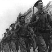 Военный парад в Гаване 26 июля 1959 года