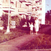 1987-1989. В городке