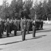 1987-11-07. Строевой смотр и парад в бригаде, фото 2
