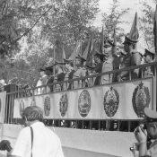 1987-11-07. Строевой смотр и парад в бригаде, фото 3