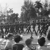 1987-11-07. Строевой смотр и парад в бригаде, фото 5