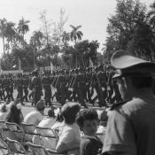 1987-11-07. Строевой смотр и парад в бригаде, фото 6