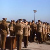 1987-11-07. Вручение кубинской медали В.В. Кудряшову.