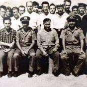 Конец 1963 года. Церемония передачи кубинцам торпедных катеров типа «Комсомолец». Фото 4
