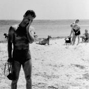 1965. На пляже Ороско, фото 3