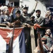 1959. Цветные снимки Кубинской революции. Кадр 2