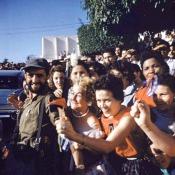 1959. Цветные снимки Кубинской революции. Кадр 5