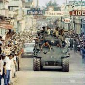 1959. Цветные снимки Кубинской революции. Кадр 10