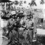 Служба на Кубе. Фото 25