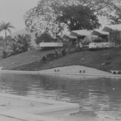 1963. Сороа. Дождь, фото 3
