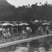 214. 1963. Сороа. Дождь, фото 5