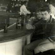097. 1975-1976, в кафе