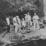 1963. Сороа. Водопад, фото 2