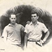 1965-1967. Юрий и Андрей из Питера