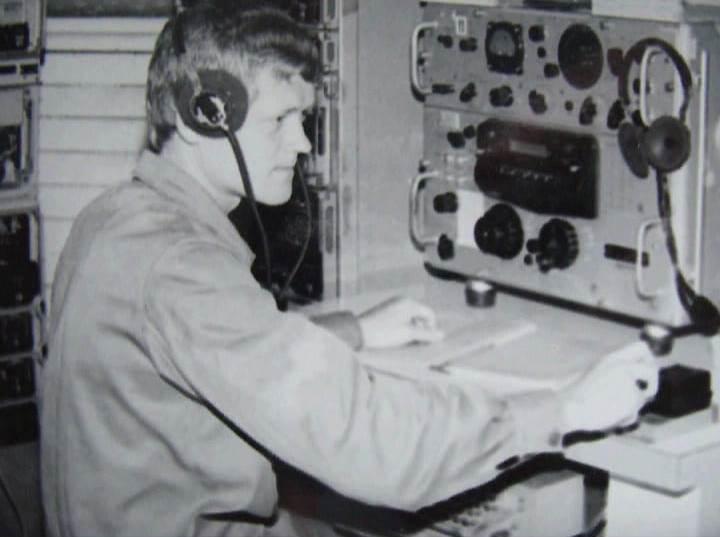 Торренс. Узел связи. Приемный радиоцентр. 1973-1976