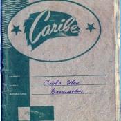 Тетрадь анадырца и фото Сливы И.В., 1962-1964