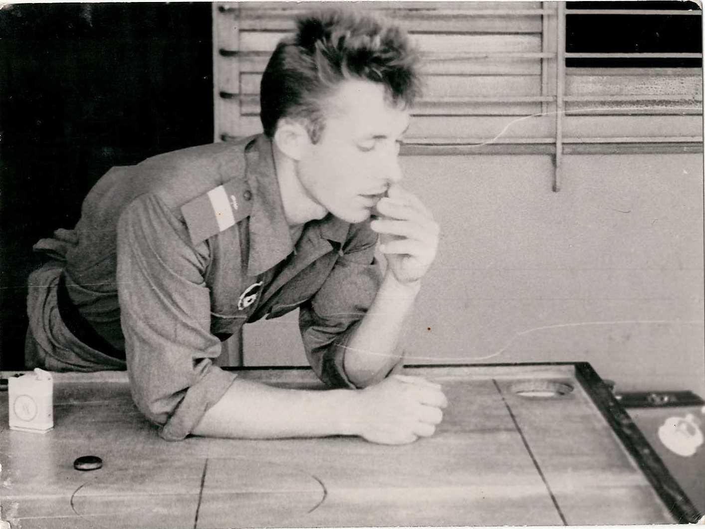 Мурсанов Владимир, полк связи, Торренс, 1962-1964